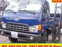 xe tải VEAM HD800 8 tấn thùng mui bạt inox 2016 có xe giao ngay, xe tải VEAM HYUNDAI  8 tấn có máy lạnh