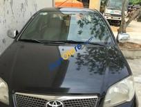 Xe Toyota Vios MT đời 2006, màu đen số sàn