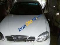 Bán Daewoo Lanos SX đời 2000, màu trắng