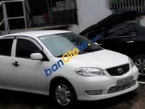 Cần bán xe Toyota Vios MT đời 2006, màu trắng