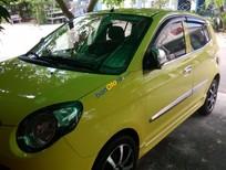 Bán xe cũ Kia Morning đời 2010, màu vàng