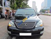 Xe Lexus GX 470 đời 2008, màu đen, nhập khẩu chính hãng