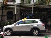 Bán Chevrolet Captiva AT đời 2008, màu bạc số tự động