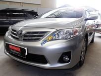 Bán Toyota Corolla altis 1.8MT đời 2013, màu bạc, giá 680tr