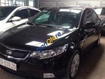 Cần bán Kia Forte đời 2012, màu đen, giá 452tr