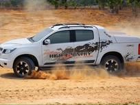 Cần bán gấp Chevrolet Colorado Hight Coutry đời 2016, màu trắng, nhập khẩu