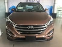 Cần bán Hyundai Tucson bản đặc biệt 2.0 AT đời 2016, màu nâu, nhập khẩu, giá 995tr
