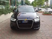 Cần bán Audi Q3 đời 2014, màu đen, nhập khẩu