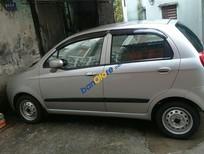 Cần bán gấp Chevrolet Spark Van đời 2008, màu bạc, 145tr