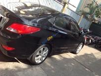 Cần bán xe Hyundai Accent Blue sản xuất 2014, màu đen, nhập khẩu