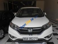 Cần bán Honda CR V 2.0 AT năm sản xuất 2015, màu trắng