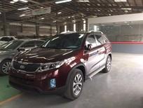 Bán xe Kia New Sorento 2017 tại Hải Phòng , hỗ trợ trả góp 80%