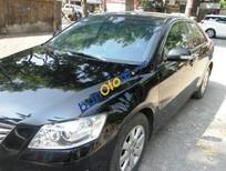 Bán xe Toyota Camry AT sản xuất 2008, màu đen