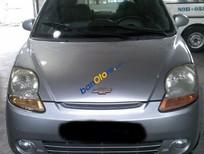 Bán ô tô Chevrolet Spark 2009, màu bạc, 5 chỗ giá 120 triệu, đăng ký tại Hưng Yên