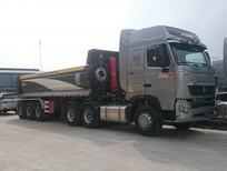Bán đầu kéo ben HOWO hổ vồ tự đổ 6 chân trọng tải 30 tấn nhập khẩu 0964674331