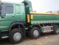 Mua bán xe tải ben Howo 4 chân 14 tấn, 16 tấn nhập khẩu cũ mới Thanh Hóa 0964674331