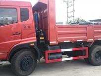 Bán xe tải ben 2 chân HOWO, hổ vồ 8 tấn thùng vuông đời 2016 Hải Phòng 0964674331
