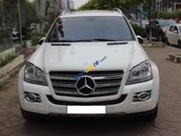 Bán ô tô Mercedes GL550 đời 2008, màu trắng, nhập khẩu