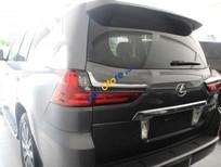 Cần bán xe Lexus LX 570 đời 2015, màu xám, xe nhập