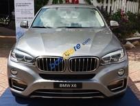 Cần bán xe BMW X6 đời 2017, màu nâu, nhập khẩu chính hãng, giá mềm, tặng trước bạ