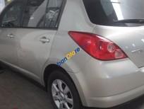 Cần bán gấp Nissan Tiida 1.8AT đời 2007, màu bạc, nhập khẩu