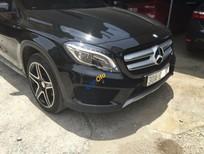 Bán xe Mercedes GLA 250 2015, màu đen, xe nhập chính chủ