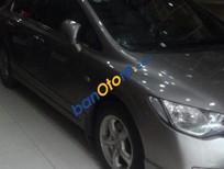 Cần bán xe Honda Civic 1.8 đời 2008, màu bạc
