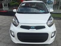 Bán xe Kia Morning 1.0MT, màu trắng