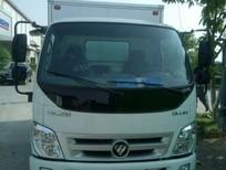 Bán xe tải 3,5 tấn thaco OLLIN 345 thùng kín cửa hông đời 2017