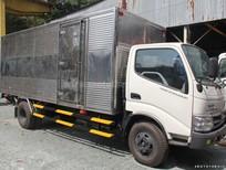 Gía xe Hino Dutro WU342L-NKMTJD3 đóng thùng theo yêu cầu, giá rẻ cạnh tranh