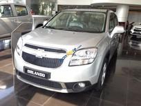Cần bán Chevrolet Orlando LTZ sản xuất năm 2015, màu bạc, giá chỉ 699 triệu