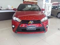 Toyota Thanh Xuân cần bán xe Toyota Yaris 1.3 E năm 2016, màu đỏ, nhập khẩu