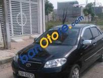 Bán Toyota Vios MT đời 2005, màu đen