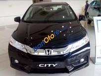 Cần bán xe Honda City năm 2016, màu đen