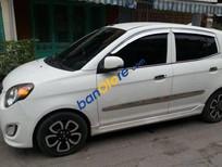 Cần bán xe Kia Morning MT sản xuất 2010, màu trắng