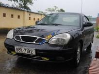 Cần bán xe Daewoo Nubira năm 2002, màu đen chính chủ