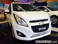 Cần bán Chevrolet Spark LT 2016, màu trắng, 359tr, hỗ trợ vay 85%