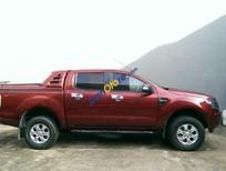 Bán Ford Ranger XLS  MT đời 2015, màu đỏ