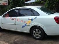 Bán Daewoo Lacetti EX đời 2004, màu trắng xe gia đình, giá 198 triệu
