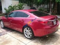 Cần bán xe Mazda 6 2.5L sản xuất năm 2014, màu đỏ
