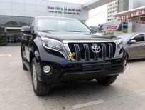 Bán xe Toyota Land Cruiser Prado đời 2016, màu đen, nhập khẩu nguyên chiếc