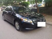 Cần bán lại xe Honda Accord 2.4 AT năm 2007, màu đen, nhập khẩu chính chủ