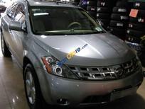 Cần bán xe Nissan Murano 3.5L 2005, màu bạc, xe nhập, 835 triệu