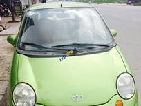 Cần bán lại xe Daewoo Matiz sản xuất 2006, màu xanh lục