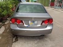 Bán xe Honda Civic 1.8 đời 2008, màu xám xe gia đình, giá tốt