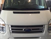 Ford Transit Medium đời 2017 đủ màu, giao xe ngay, hỗ trợ trả góp 7 năm, tặng phụ kiện theo xe. Liên hệ 0972957683