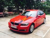 Bán BMW 3 Series 320i sản xuất 2010, màu đỏ, nhập khẩu nguyên chiếc, 725 triệu