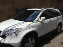 Bán Honda CR V 2.0 AT sản xuất 2009, màu trắng, nhập khẩu nguyên chiếc chính chủ