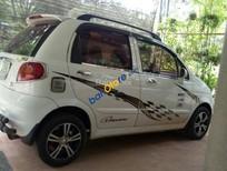 Bán Daewoo Matiz sản xuất 2005, màu trắng, giá 165tr