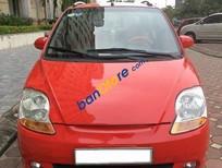 Bán ô tô Daewoo Matiz Super AT sản xuất 2008, màu đỏ